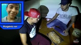 vuclip Reagindo o vídeo do Renato Garcias não terminamos o jogo tabuleiro de ouija