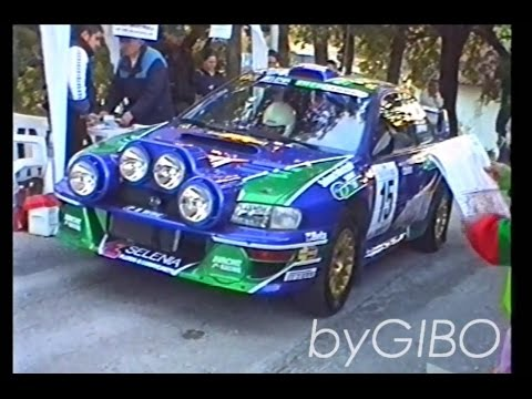 Rally San Crispino 2001