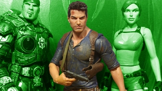 NECA Uncharted 4: Nathan Drake Ultimate Action Figure Review