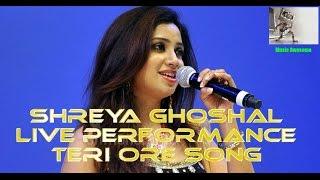 Teri Ore -Rahat Fateh Ali Khan Shreya Ghoshal Live Performance