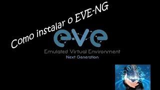 Como instalar EVE-NG no Vmware Workstation