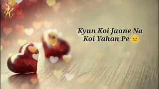 Download Lagu Yeh dooriyan whatsapp status song nice and romantic song MP3