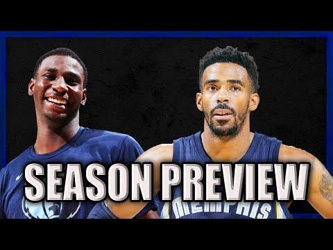 Memphis Grizzlies 2018-19 Season Preview (30 Teams in 30 Days)