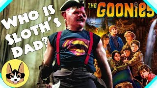 Who is Sloth's Dad?  |  The Goonies Explained