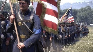 War of Rights - Epic US Civil War 150 Players Fight
