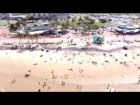 North beach Durban