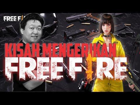 SEJARAH ASAL USUL FREE FIRE | KISAH MENGERIKAN DIBALIK TERCIPTANYA FF(LENGKAP)