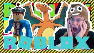 ROBLOX | What Happened To My Charizard?! Nooooo! - Pokemon Battles and other Games