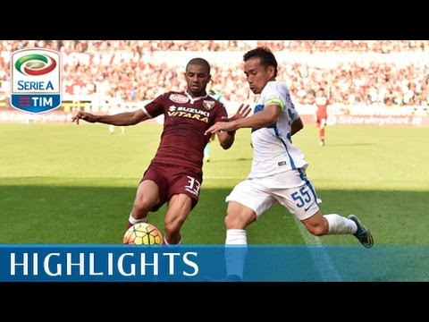 Torino - Inter 0-1 - Highlights - Matchday 12 - Serie A TIM 2015/16