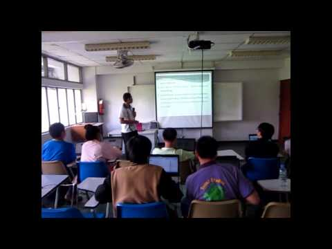 บันทึกเทปการสอน2 เรื่อง วิจัยชั้นเรียน