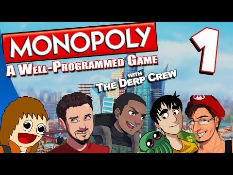 Monopoly: A Well Programmed Game: The First Failure - Part 1
