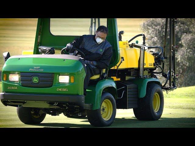 Opryskiwacz na pola golfowe John Deere  HD 200 GPS