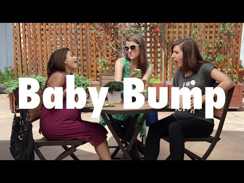 Jelly Man Sketch: Baby Bump