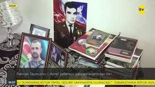 Pəncəli Teymurov - Aprel Zəfərinin Qəhrəmanlarından Biri…
