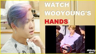 Baixar WooSan Being EXTRA Touchy For 6 Minutes Straight Reaction | ATEEZ Reaction