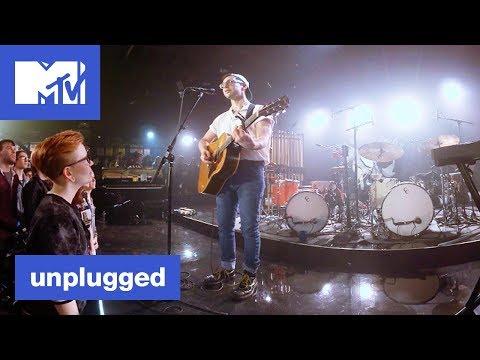 'I Wanna Get Better' 360° Bleachers Performance | MTV Unplugged