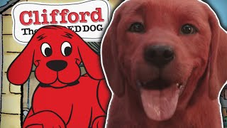 Clifford the Big Ręd Dog is Going Live-Action...