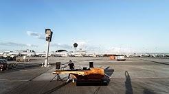 Livestream mit Sonnengruss   Munich Airport
