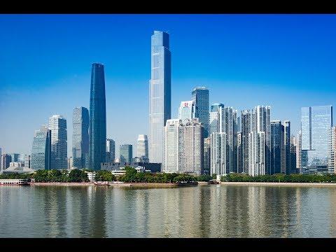 Update 6/2017 Supertall GUANGZHOU CTF Finance Centre 530m111fl,Tianjin CTF Finance Centre 530m 97 fl