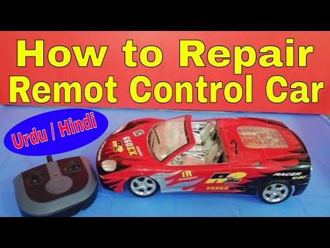 How To Repair Remote Control Car Urdu/Hindi | RC Car Repair