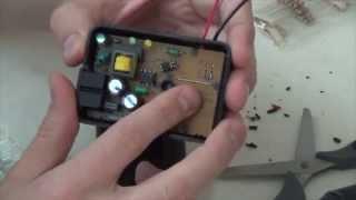 Зарядка Li-ion аккумуляторов из старого зарядника фотоаппарата(В этом видео я показываю как я сделал универсальную зарядку для Li-ion аккумуляторов из зарядника для аккумул..., 2015-04-06T11:11:25.000Z)