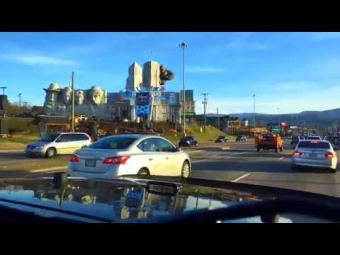 Pigeon Forge and Gatlinburg, Tennessee