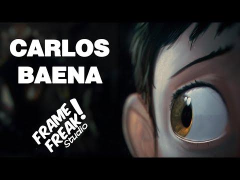 INTERVIEW W/ CARLOS BAENA: Crowdfunding La Noria - The Creative Hustlers Show #6