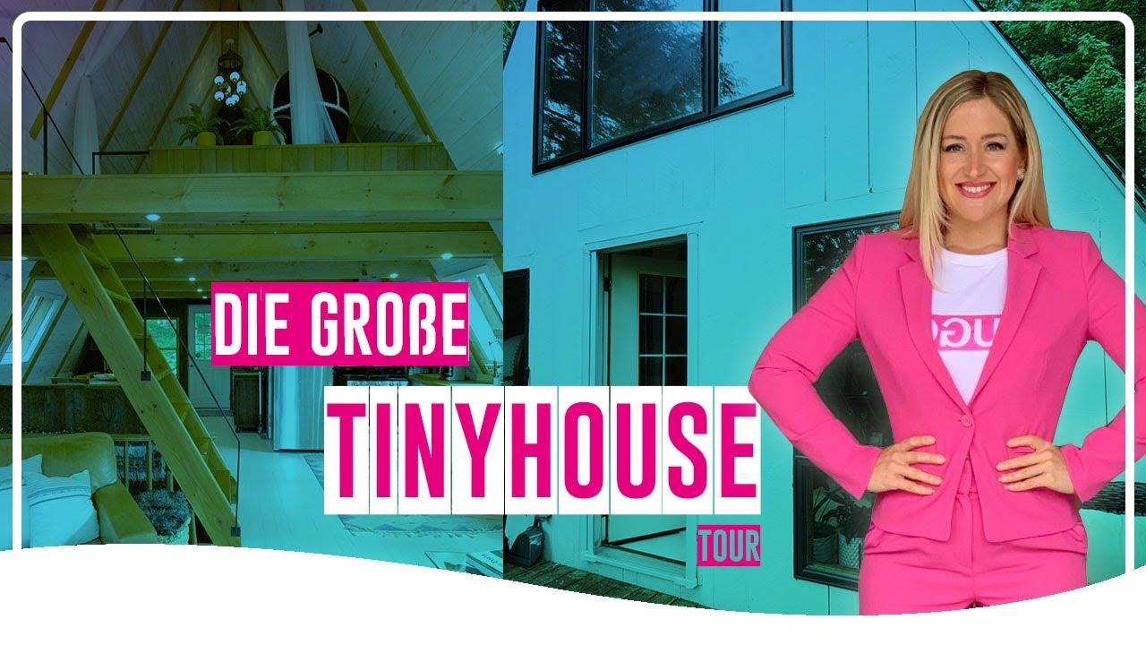 Vanessa Wenk im Gespräch mit KMS Tiny House Manufaktur