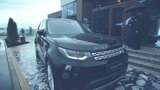 Презентация нового Land Rover Discovery в Воронеже 2017
