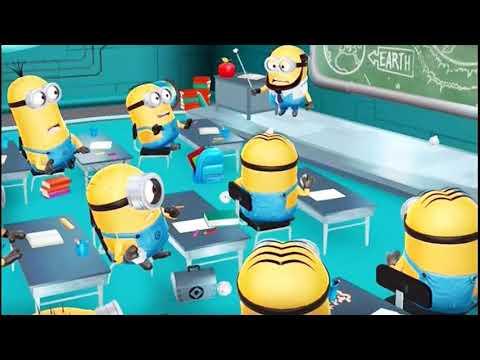 LaXx Man XthaSchool Ko Yaad (NEPAL MINIONS Version) Video