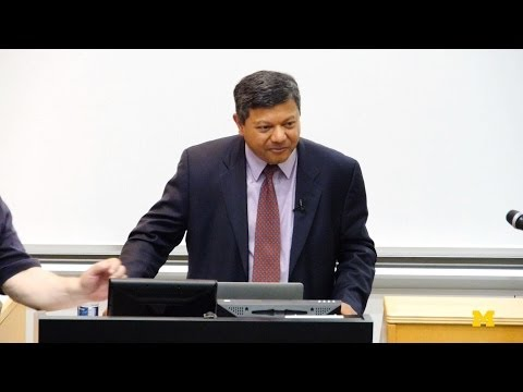 Dr. Arun Majumdar | Energy & The Industrial Revolution