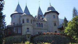 Castel Savoia - Gressoney Saint-Jean  2016 08 26