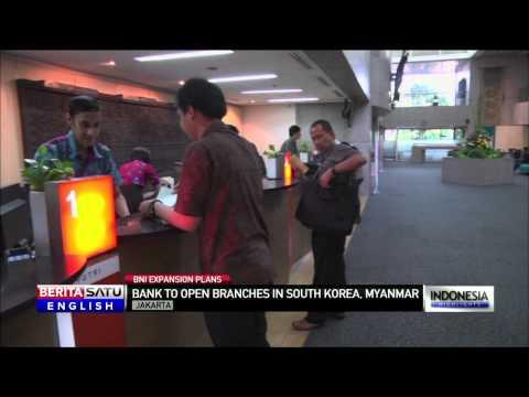 BNI Mulls Overseas Expansion, Eyeing South Korea, Myanmar