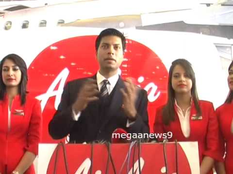 AirAsia India's fourth aircraft launch