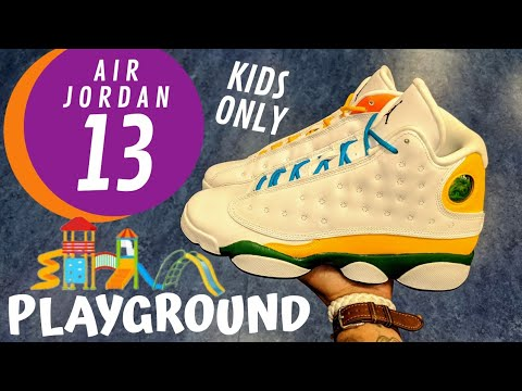 Air Jordan 13 Playground With Outfits One Of The Best Releases