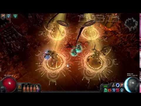Kinetic Blast Totem Build