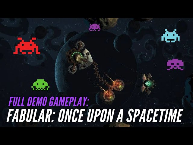 Full Demo Gameplay - Fabular Once Upon a Space Time ( No Commentary )