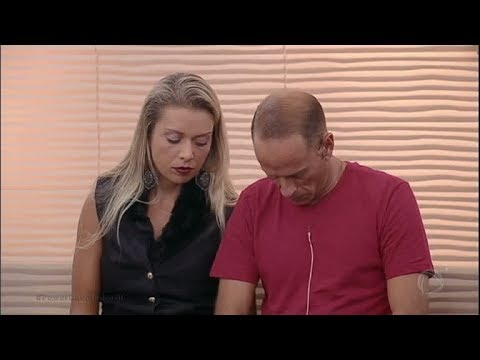 Após Votação Tensa, Rafael Ilha E Aline São Eliminados Por Unanimidade | Power Couple