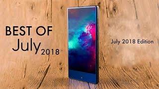 TOP 5 Best Smartphones in July 2018