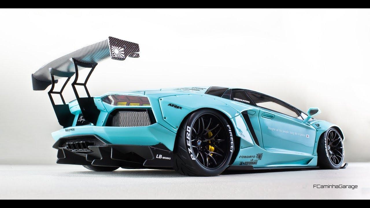 Lamborghini Aventador Liberty Walk Lb Performance Fcaminhagarage 1
