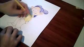 How to Speed Draw Dopey