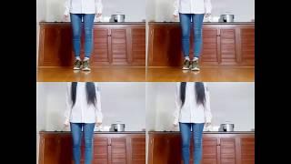Nhảy shuffle dance yêu 5 (remix) #1 -  Rhymastic