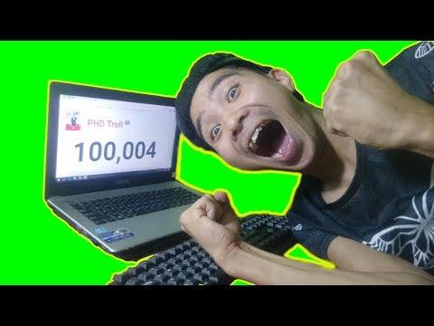 PHD   Chờ Đợi Kênh Youtube Đạt 100.000 Subscribe Trong Vòng 24h