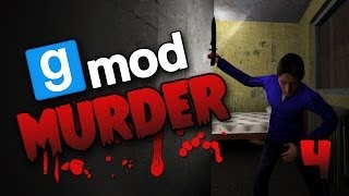 I LITERALLY Used The Bathroom (Gmod Murder #4)