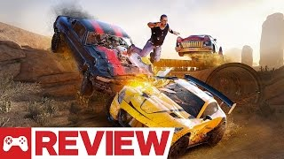 FlatOut 4: Total Insanity Review (Video Game Video Review)