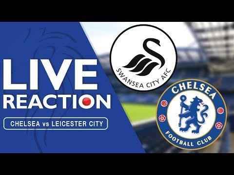 Swansea 0-1 Chelsea (LIVE) Watch Along
