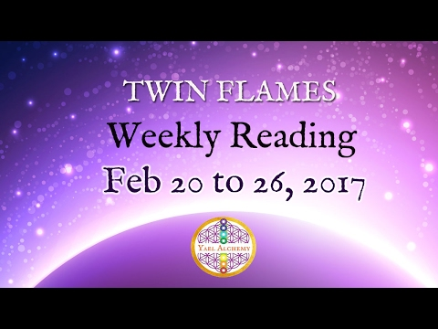 Twin Flame Weekly Energies (Feb 20-26):