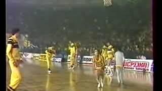 Nick Galis dunk - Νίκος Γκάλης κάρφωμα