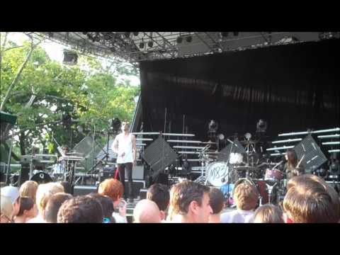 Big Black Delta Huggin & Kissin @ Central Park New York City (SummerStage) 2012