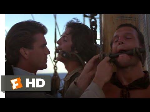 The Bounty (1/11) Movie CLIP - Gag Them Both (1984) HD